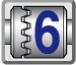 6 posiciones de embrague