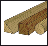 Diversas maderas