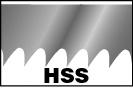 Hoja de sierra HSS