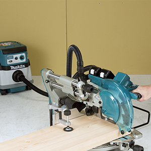 Ingletadora telescópica 18Vx2 260 mm BL bluetooth