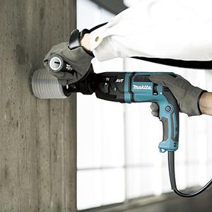 Martillo ligero 18 mm con AVT
